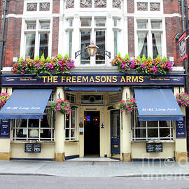 Doc Braham - The Freemasons Arms Pub - Doc Braham - All Rights Reserved.