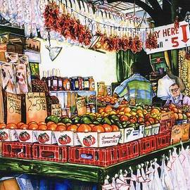 The French Market, New Orleans