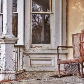 The Front Porch Rocker by Gale Miko