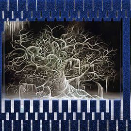 Mario Carini - The Frozen Tree