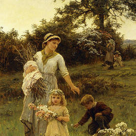Frederick Morgan - The Garland
