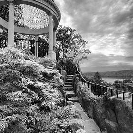 The Gazebo Walkway - Jessica Jenney