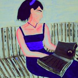 Tania Stefania Katzouraki - The Girl and The Book V