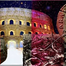 Hartmut Jager - The Glory and The Terror that was Rome .