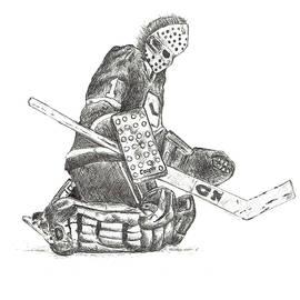 Shaun Groenesteyn - The Goaltender