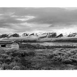 The Grand Teton Range by Greg Kopriva