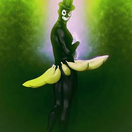 Joaquin Abella - The great Banana Boy