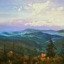 Jacqueline Whitcomb - The Great Smoky Mountains
