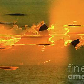 Thomas Carroll - Green Flash Sunset I