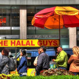 Allen Beatty - The Halal Guys