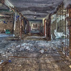 Richard Bean - The Hallway Stays Silent Evermore