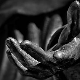 Stuart Litoff - The Hand of Saint Francis