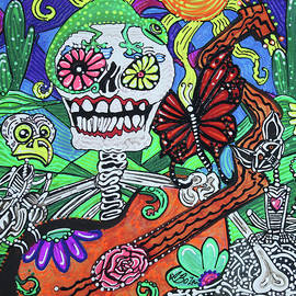 The Happy Dead by Laura Barbosa