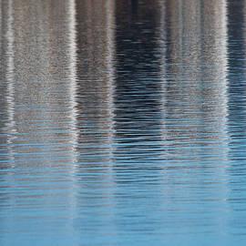 Karol Livote - The Harbor Reflects