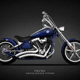 The Harley FXCWC - Mark Rogan