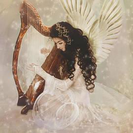 Babette Van den Berg - The Harpist