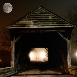 Michael Rucker - The Haunted Bridge