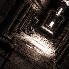 The Haunted Corridor by Robert Fountain