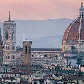 Joan Carroll - The Heart of Florence Italy