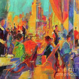 Peter Graham - The Helmsley Park Lane, New York