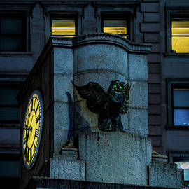 Chris Lord - The Herald Square Owl