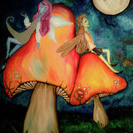 The Hippies Were Right by Wendy Wunstell