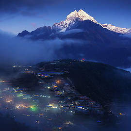 Yuka Ogava - The Home of Mountain Spirits