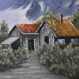 The Homestead by Marta Kazmierska