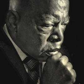 Walter Oliver Neal - The Honorable John Lewis