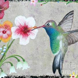 JoNeL Art - The Hummingbird Way