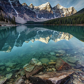 The Iconic Moraine Lake by Pierre Leclerc Photography