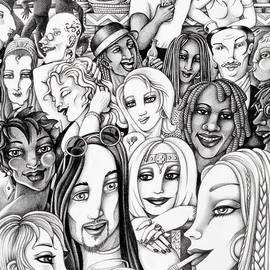 The In Crowd by Valerie White
