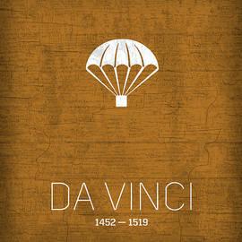 The Inventors Series 022 Da Vinci - Design Turnpike