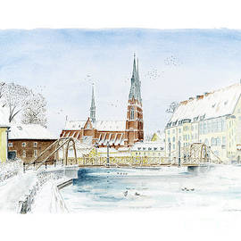 The Iron Bridge by Torbjorn Swenelius