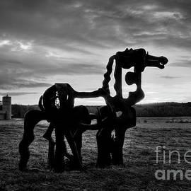 Reid Callaway - The Iron Horse Classic Art