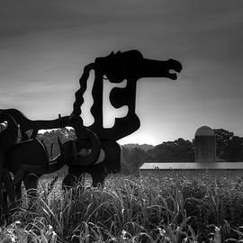 Reid Callaway - The Iron Horse Classic Black White