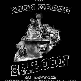 The Iron Horse Saloon by TL Mair