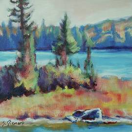 Sheila Diemert - The Island - 003 of Celebrate Canada 150