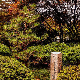 Kanisha Moye - The Japanese Garden