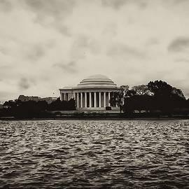 Bill Cannon - The Jefferson Memorial