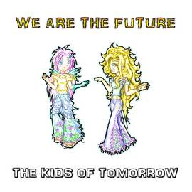 The Kids Of Tomorrow Ariel And Darla by Shawn Dall