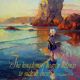The Kingdom Belongs to These by Steve Henderson
