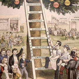 The Ladder of Fortune to the American Dream - American School
