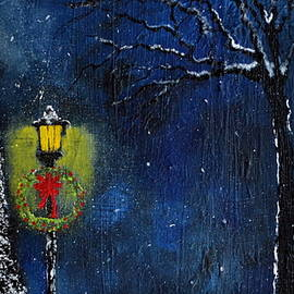 The Lamp Post by Deepa Sahoo