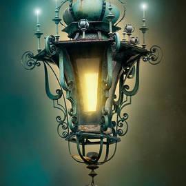The Lantern by Ann Garrett