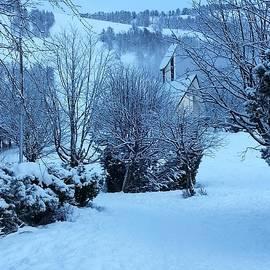Jean Fassina - The last paradise in winter