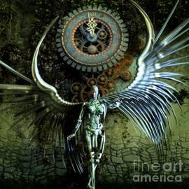 Gabor Gabriel Magyar - Forgottenangel - The Last Shadow Of Time