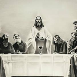 Joey Gonzalez - The last supper