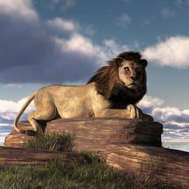 Daniel Eskridge - The Lazy Lion