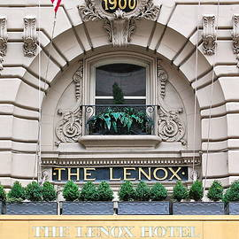 The Lenox Hotel - Boston Ma by Mary McAvoy